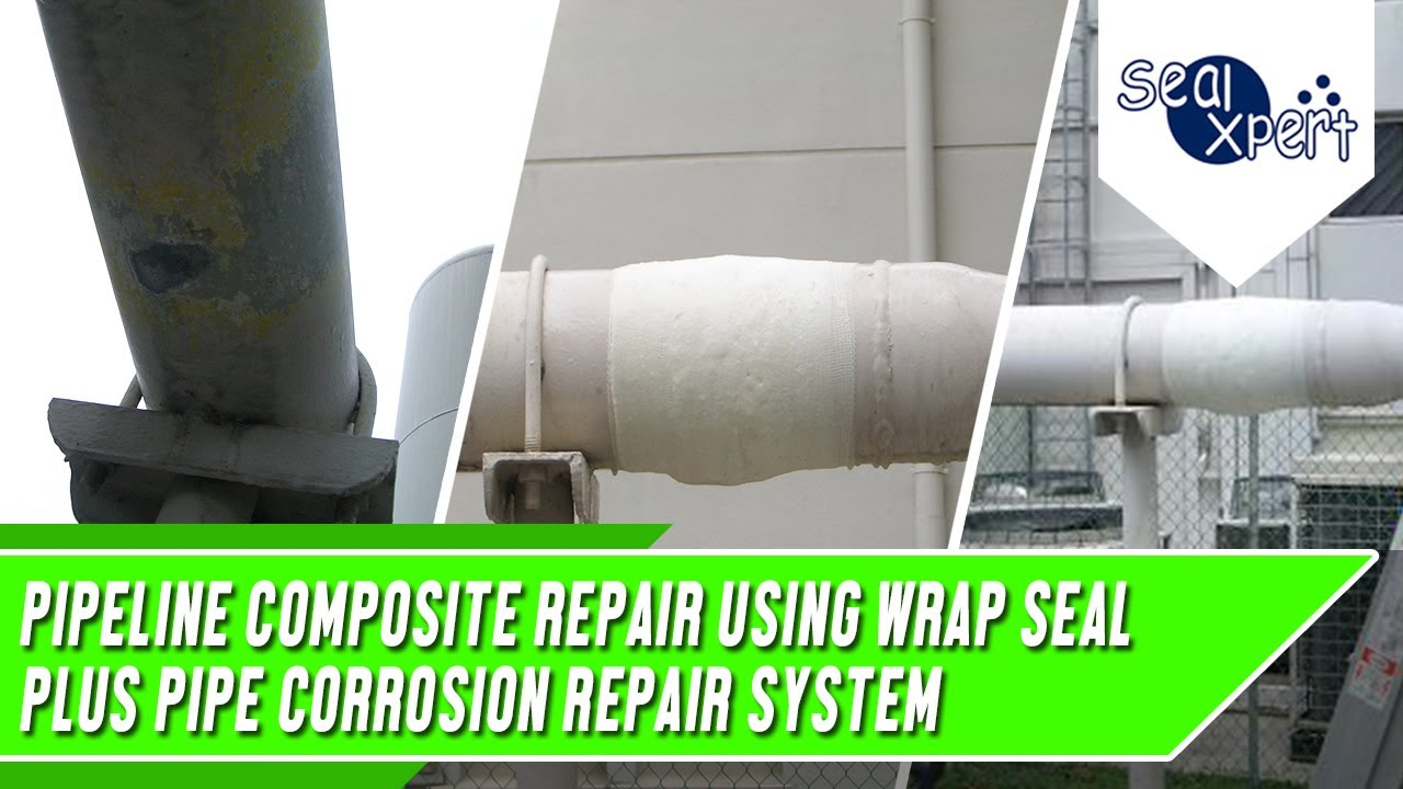 Wrap Seal PLUS Fiberglass Repair Tape | SealXpert