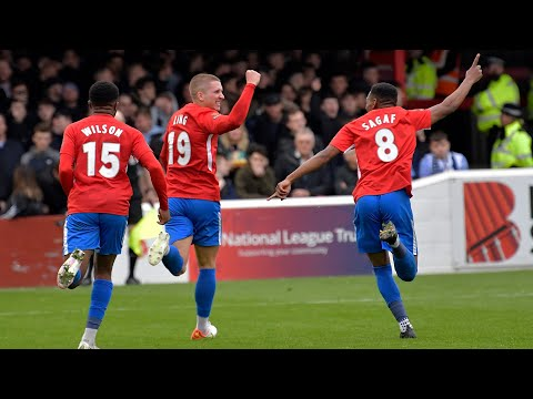Dagenham & Red. Southend Goals And Highlights
