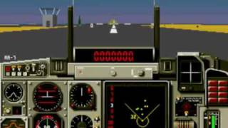 MIG 29 Sega Genesis / Megadrive