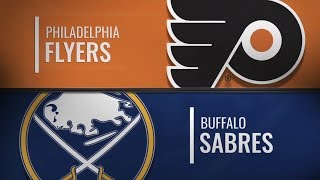 Philadelphia Flyers vs Buffalo Sabres | Dec.08, 2018 NHL | Game Highlights | Обзор матча