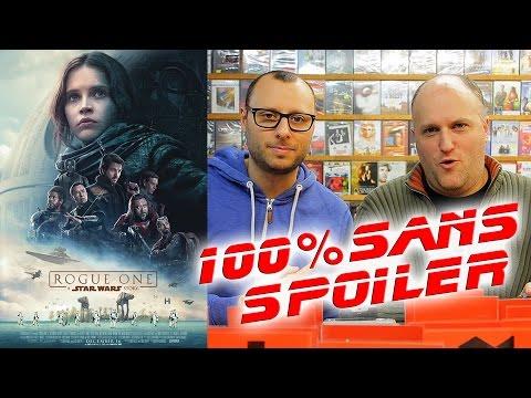 Rogue One : A Star Wars Story - Critique (Sans Spoiler)