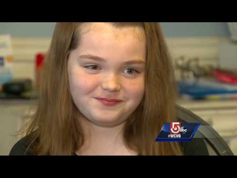 Young girl badly burned making popular kids project