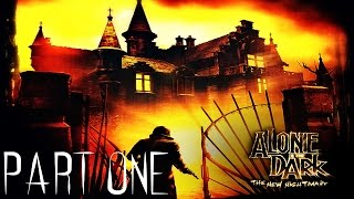 Alone In The Dark: The New Nightmare (Dreamcast) Part 1