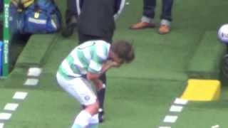 One Direction's Louis Tomlinson Sick at #19 Charity Match