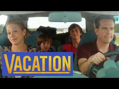 Vacation Trailer 2015 [UN Official Parody] - Ed Helms, Christina Applegate