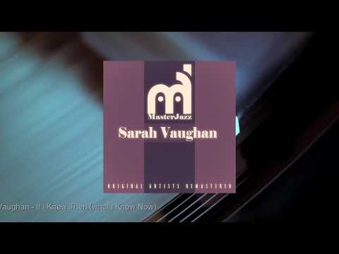 MasterJazz: Sarah Vaughan (Full Album)