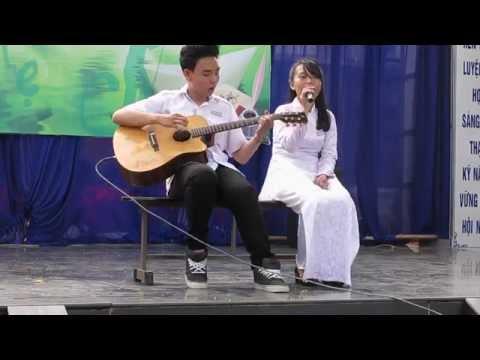 ( Hoàng Yến) Ngây Ngô - Lễ  Trưởng Thành THPT Nguyễn Hữu Huân