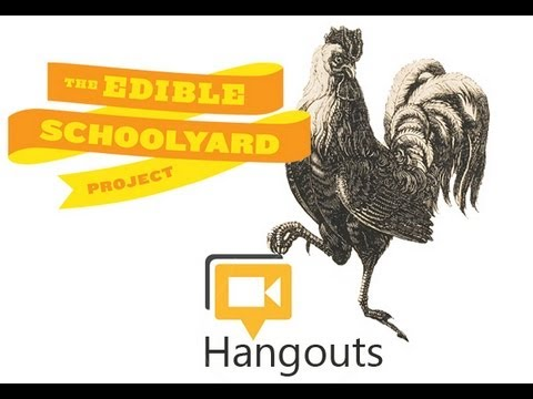 Growing Food Education in Schools: Google Hangout with Co-host Food Revolution Community