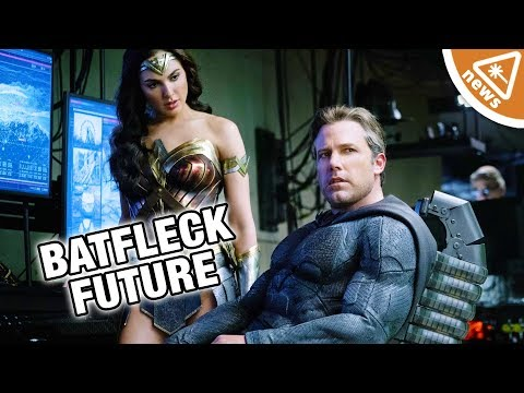 How Justice League Set Up Ben Affleck's Batman Exit! Nerdist  w Jessica Chobot