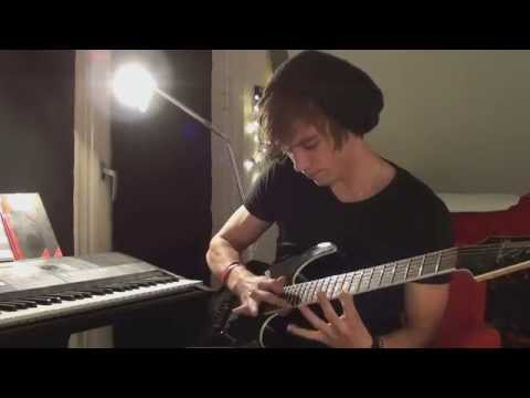 Fall Out Boy - Immortals (Guitar cover by Kristoffer Hoffensetz)