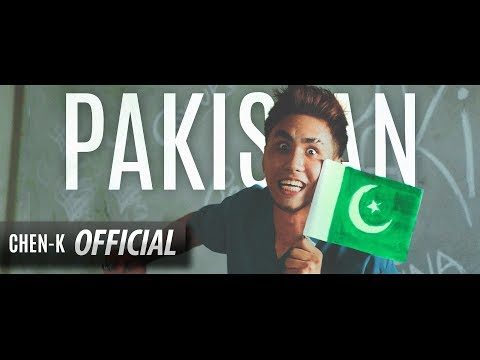 CHEN-K - PAKISTAN (Official Video) || Urdu Rap