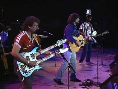 Alabama - Forty Hour Week (Live at Farm Aid 1985)