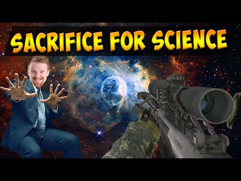 SACRIFICE YOURSELF FOR SCIENCE! - Gameplay Commentary