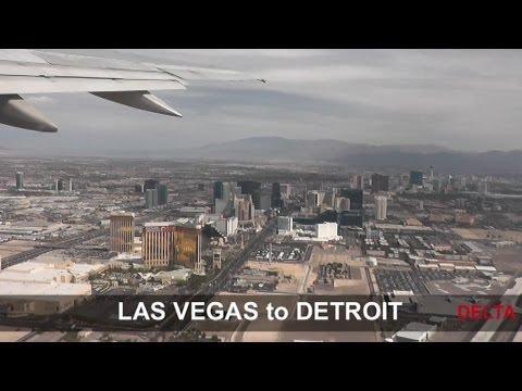 DL 2589 | Las Vegas (LAS) to Detroit (DTW)