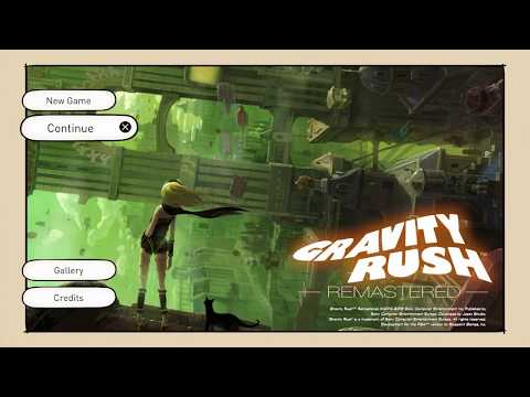 Gravity Rush Remastered (Max gems) - Save wizard for PS4 cheats working