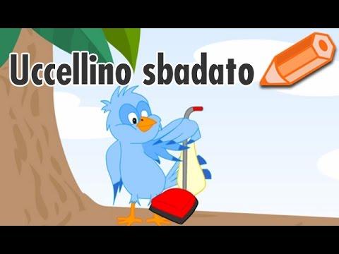 Ben noto Uccellino sbadato fa gli auguri di Buon Compleanno - Cartoline.net  FU52