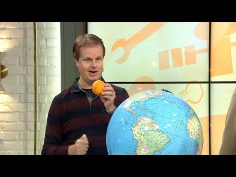 Drfr visar mnen alltid samma sida mot jorden - Nyhetsmorgon (TV4)