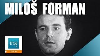1966 : Henry Chapier rencontre Miloš Forman | Archive INA