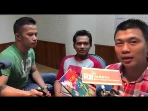 Ngobrol Asik di Radio RTI Siaran Indonesia Ryan Ferdian bersama kak Agoeng, dan kak Tony Tamshir