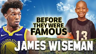 James Wiseman | Before They Were Famous | Golden State Warriors Player Biography