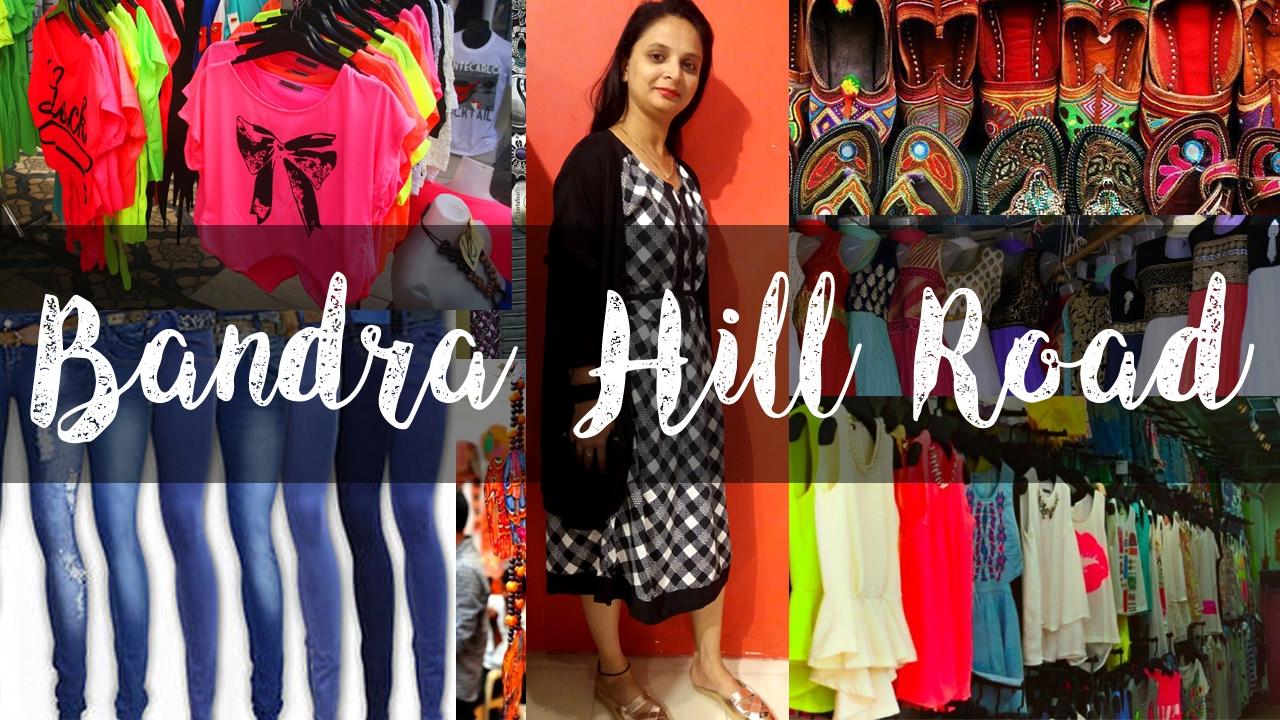 Fashion Street Bandra
