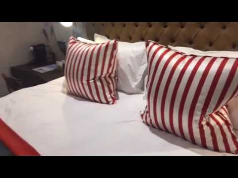 Bristol Harbour Hotel Room Tour