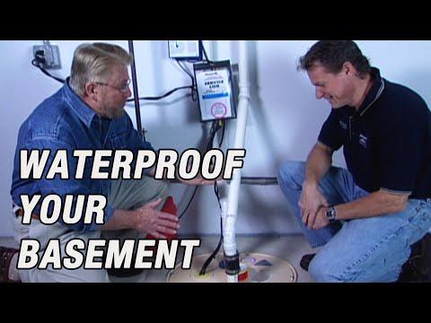 waterproof-your-basement