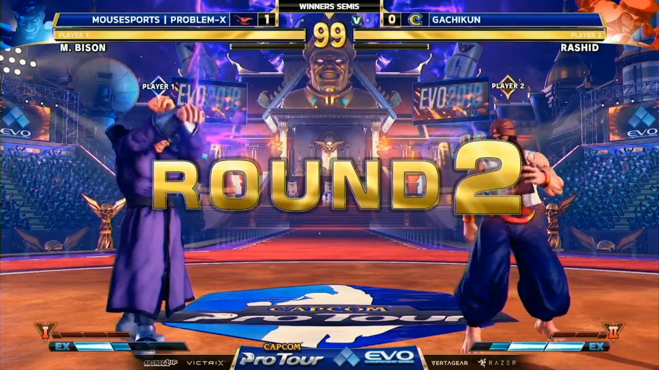 Download [EVO2018][FR] STREET FIGHTER V Arcade Edition TOP8