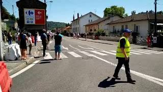Tour de France 2016 à Villefranche de Rouergue - Aveyron