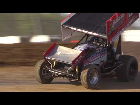5.25.18 Chase Baker Qualifying at Attica Raceway Park