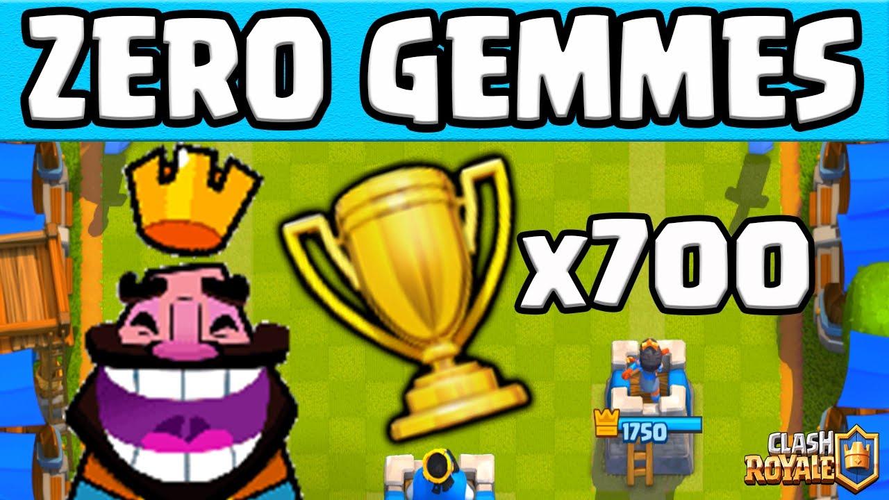 Clash royale meilleur deck 700 troph es en ar ne 1 2 3 for Meilleur deck arene 4