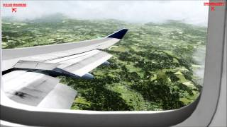 Flight Simulator X  As Real As It Gets, PMDG Boeing 747, San Francisco to Zurich