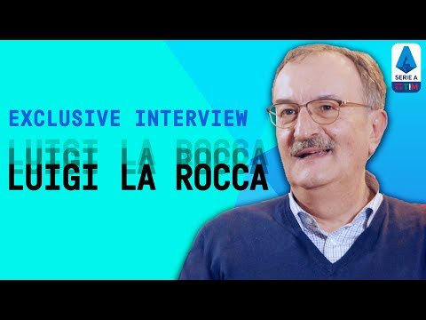 120 Years of Rossoneri | Luigi La Rocca | Exclusive Interview | Serie A