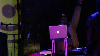Large Professor Performs at Jam Master Jay 2nd Annual Celebration of Life (1)