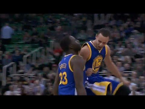 Warriors 2014-15 Season: Game 35 vs. Jazz