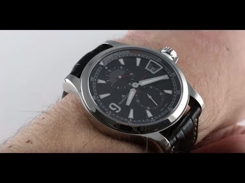 2b596db6199 Pre-Owned Jaeger-LeCoultre Master Compressor GMT Q1738471 Luxury Watch  Review