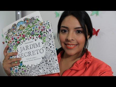 Libros para pintar el jardin secreto y el bosque for Leer el jardin secreto