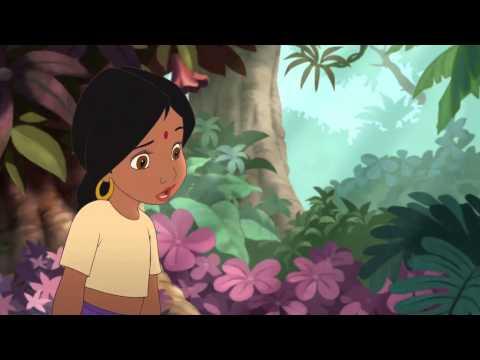 """""""Jungle Rhythm (Mowgli Solo)"""" Clip - The Jungle Book 2 Thai HD"""