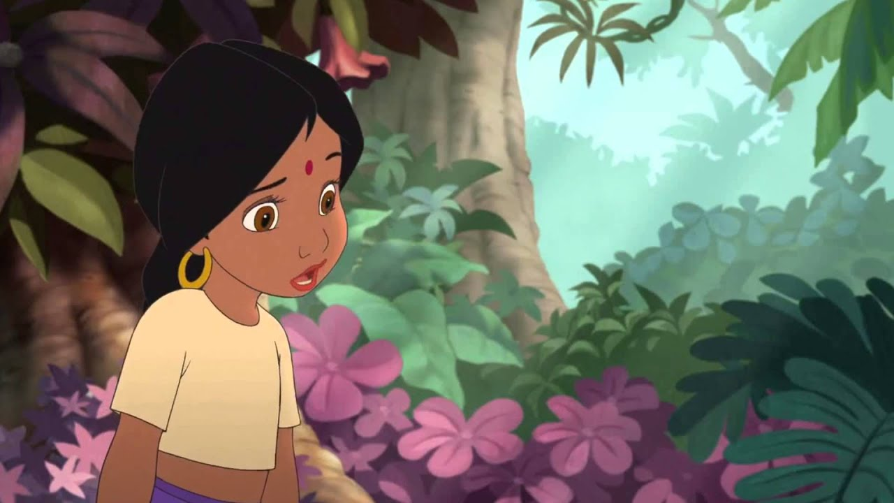 """Jungle Rhythm (Mowgli Solo)"" Clip - The Jungle Book 2 ..."