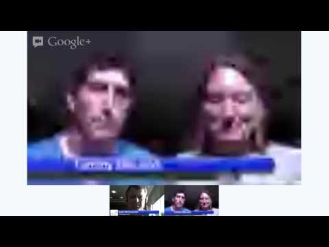 Tammy McLeod In Boston: Cru Hangout On Air