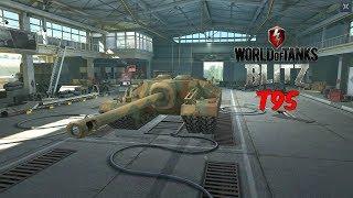 T95 - World of Tanks Blitz