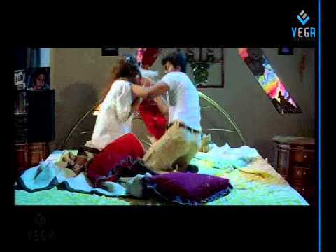 Endrendrum Kadhal - Vijay And Rambha Bedroom Fight