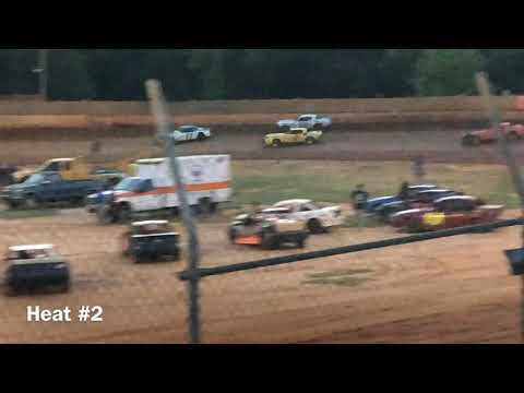 5/26/19 Pure Stock Harris Speedway