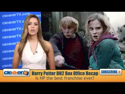 'Harry Potter & the Deathly Hallows Pt. 2' Breaks Records