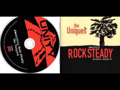 The Uniques - Absolutely Rocksteady