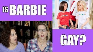Is Barbie Gay? : Lacie and Robin