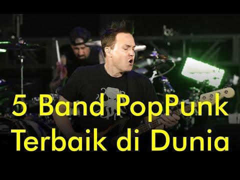 5 Band Pop Punk Terbaik di Dunia