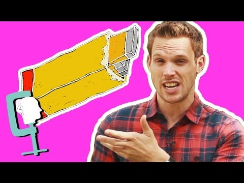 What Happens If I Swallow Chewing Gum? | Greg Foot | Head Squeeze