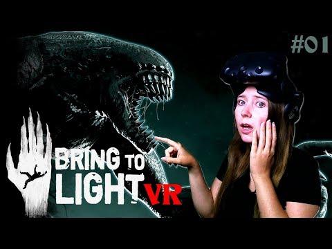 [VR] BRING TO LIGHT |#01| Der U-Bahncrash [Let´s Play | German | Bodycam]