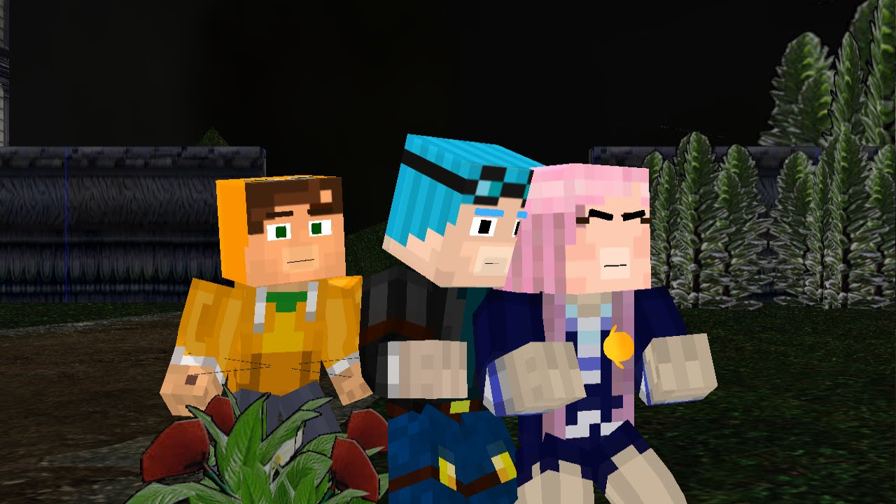 Mmd Its Not Nice To Throw People Minecraft Story Mode